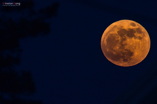 Shoot for the Supermoon 05.05.2012