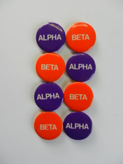 number(0.0), billiard ball(0.0), award(0.0), button(0.0), brand(0.0), ball(0.0), badge(1.0), circle(1.0),