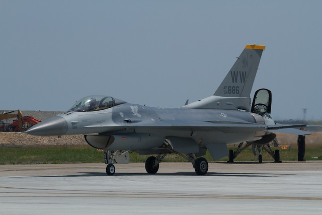 Pacific Air Force F-16 Demonstration Team