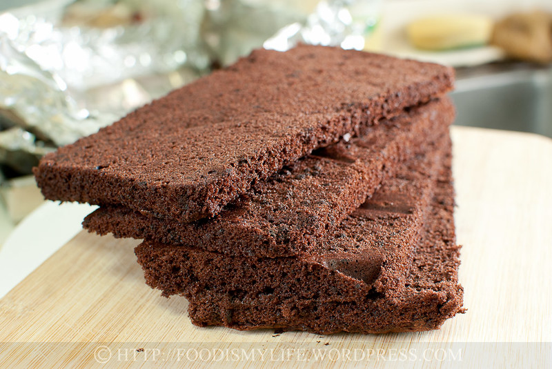 Sift Chocolate Cake