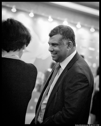 Tan Sri Tony Fernandes, CEO AirAsia
