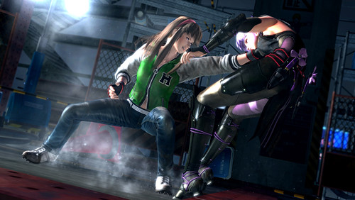 Dead or Alive 5 Gameplay Footage Shows Christie vs. Bayman
