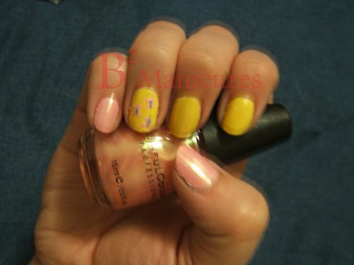 009 Cartoon Manicure 52
