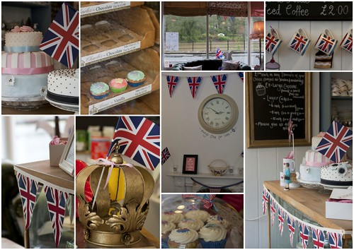 Queenies cupcakes, Ironbridge, Shropshire