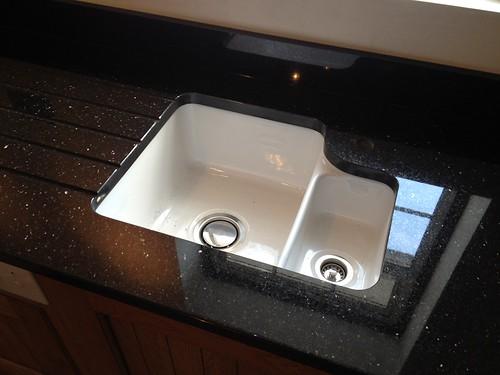 galaxy undermounted sink maldon