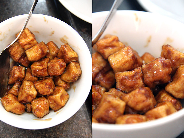 Recipes General's Tofu