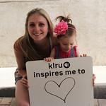 KLRU inspires me to ... love