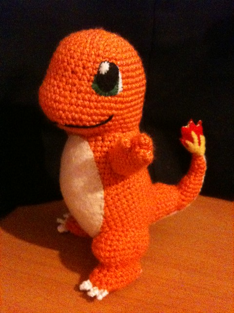 Charmander Amigurumi Free : Charmander Flickr - Photo Sharing!