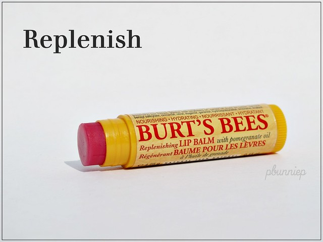 Burts Bees Lip Balm_Pomegranate