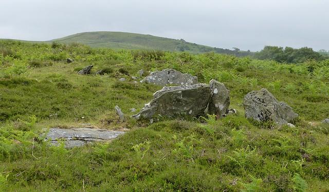 27396 - Burial Chamber, Graig Fawr