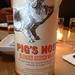 Pigs Nose Whisky at Bäco Mercat