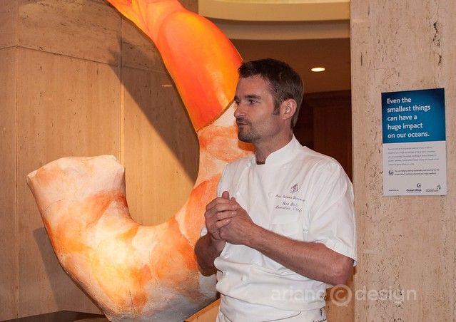 World Oceans Day at Four Seasons