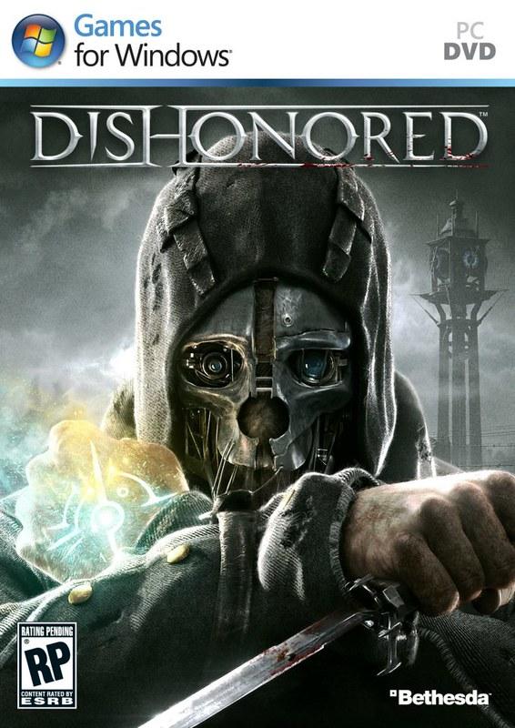 Dishonored Box Art