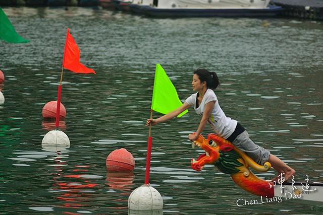 DAO-20120 端午節 五月節 划龍舟,龍舟競渡