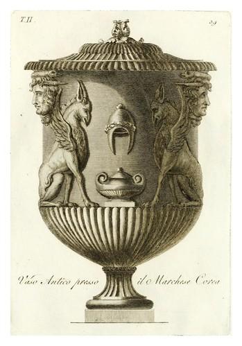010-Manuale di varj ornamenti componenti la serie de' vasj antichi…Vol 2-1740-Carlo Antonini