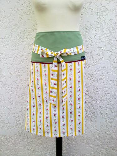 Em tom verde by ♥Linhas Arrojadas Atelier de costura♥Sonyaxana