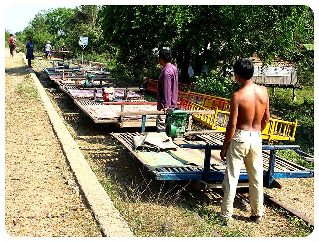 bamboo train cambodia