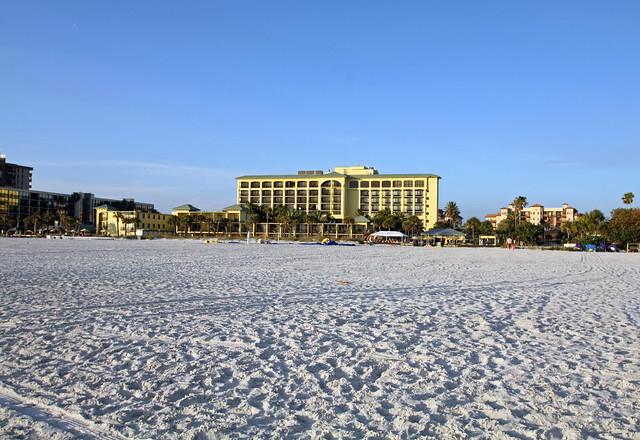 Sirata Beach Resort St Petersburg Beach