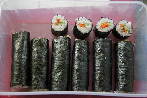 Homemade Sushi  - store