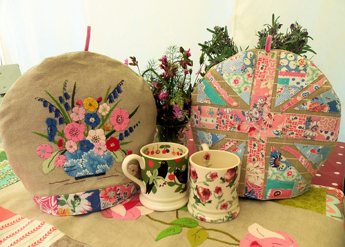 Two Lovely Tea Cosies