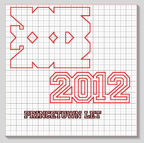2012 Grad Card