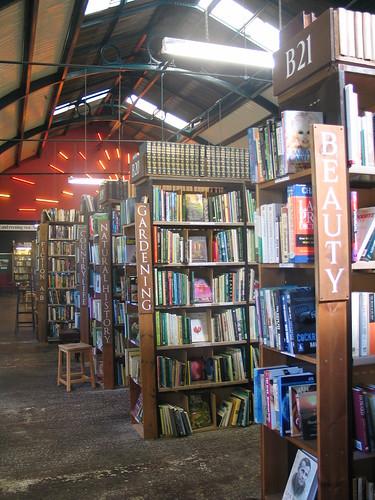 Barter Books, Alnwick.