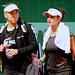Small photo of Elena Vesnina & Sania Mirza