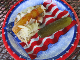 Veggie Hot Dogs in beer (04)