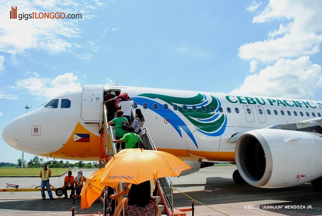 Cebu Pacific now flies Cebu to Masbate vice versa