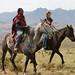 Pony Trek from Malealea Lodge, Lesotho by Di.Malealea