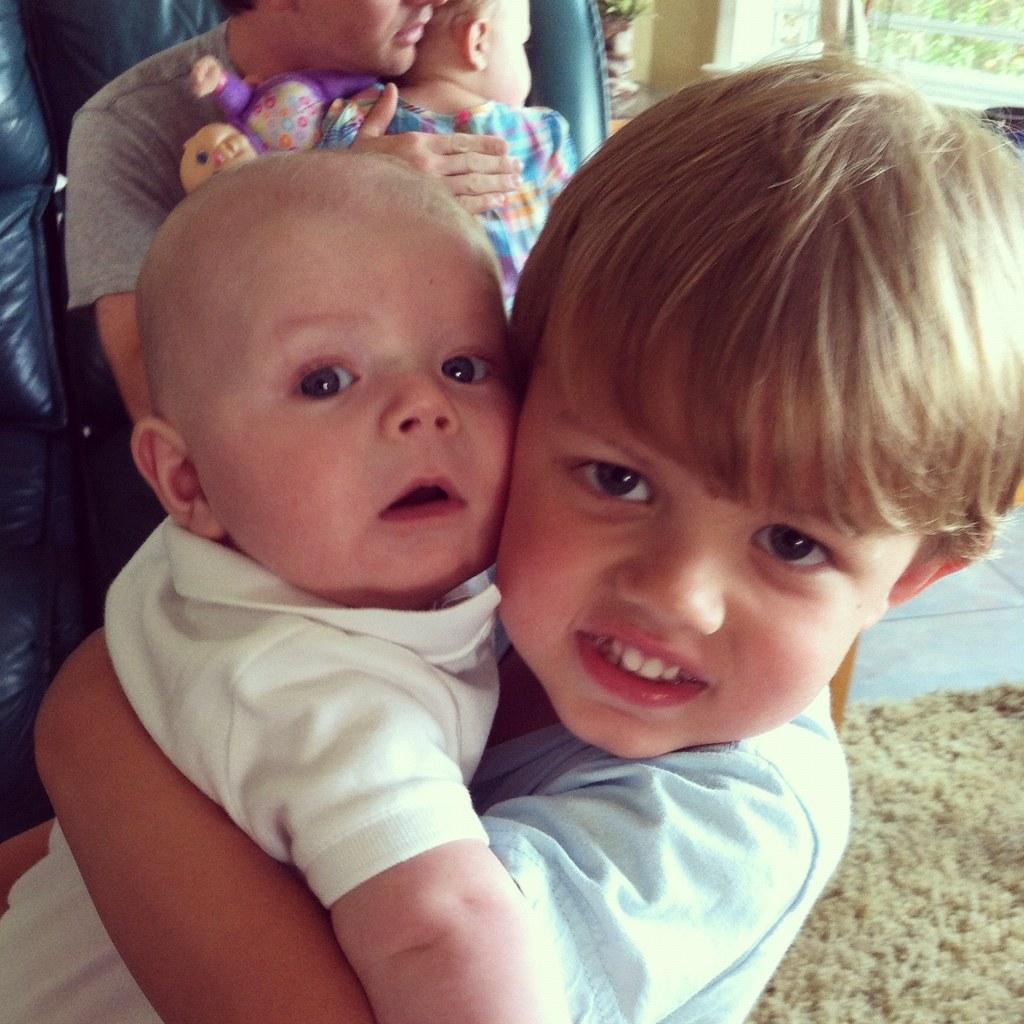 Bennett and Jacob