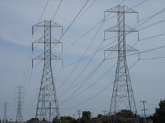 Electric Power Towers