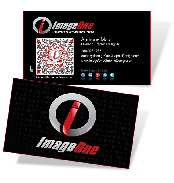 Anthony Mata's business card
