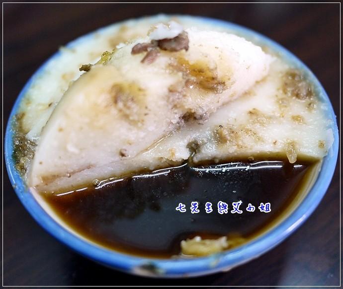 5 天使說比台南助碗粿對味