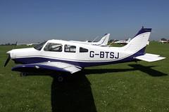 Pa28 G-BTSJ