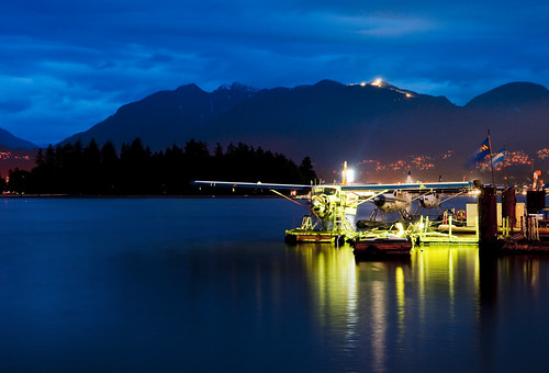 Harbour Air by petetaylor
