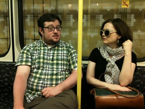 U-Bahn with Jordan