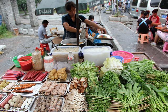 Chinese Ma La Tong Hot Pot