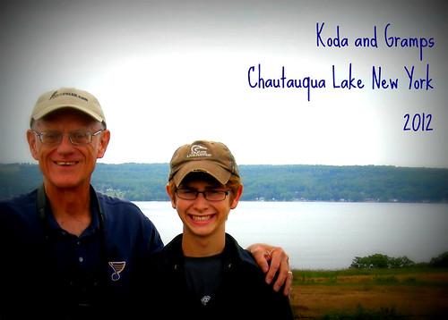 Chautauqua Lake, NY 2012