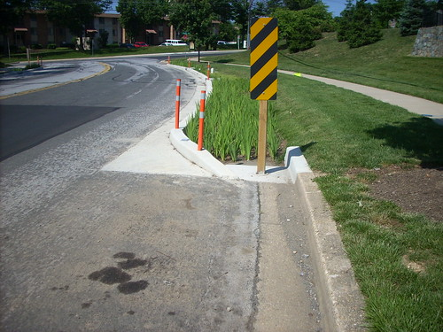 Photo set of White Oak LID Stormwater Facilities