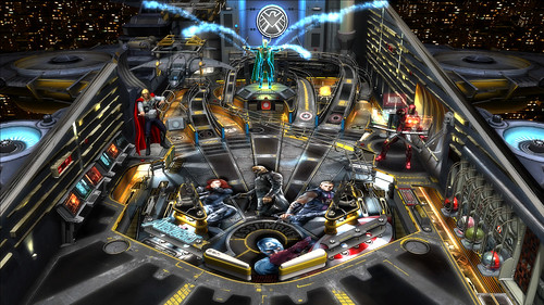 Marvel Pinball: Avengers Chronicles Releases Tomorrow on PSN!