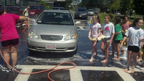 Parmenter: car wash