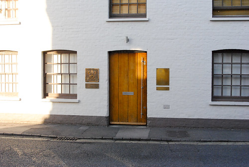 fat duck door