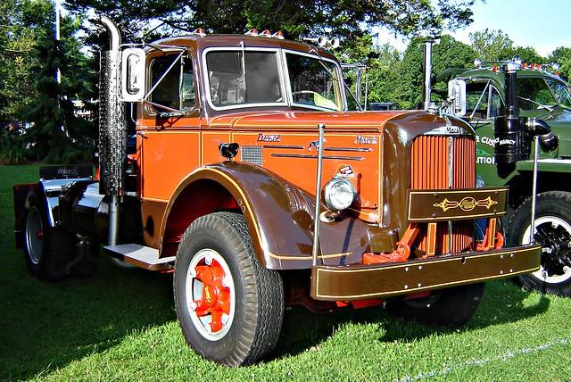 1948 Mack Truck : Mack lv flickr photo sharing