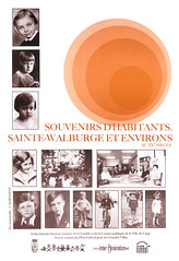 Couverture de la brochure Sainte-Walburge et environs au XXe siècle - Souvenirs d'habitants