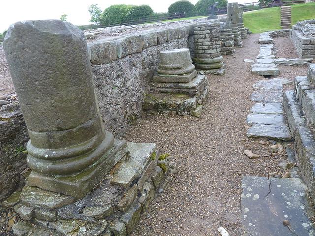 Cordbridge Roman Site, Northumberland