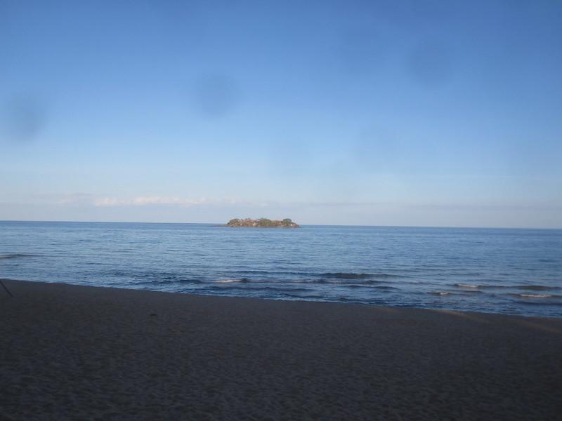 Lake Malawi Island Africa
