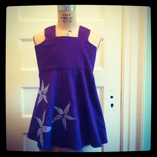 Mia's New Dress