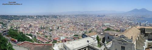 Napoli da Castel Sant'Elmo - 3