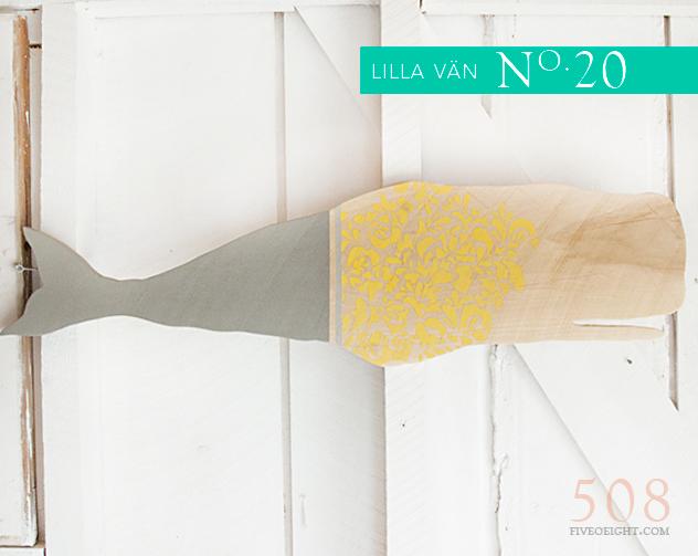 Lilla Vän, No. 20 Super Whale